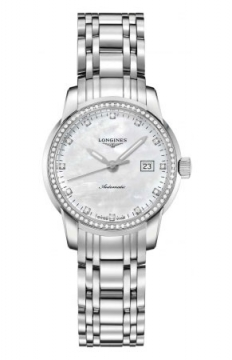 Longines The Saint-Imier 30mm Ladies watch, model number - L2.563.0.87.6, discount price of £2,045.00 from The Watch Source