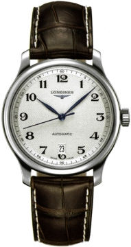 Longines Master Automatic 38.5mm Mens watch, model number - L2.628.4.78.3, discount price of £1,113.00 from The Watch Source