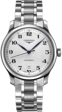 Longines Master Automatic 38.5mm Mens watch, model number - L2.628.4.78.6, discount price of £1,050.00 from The Watch Source