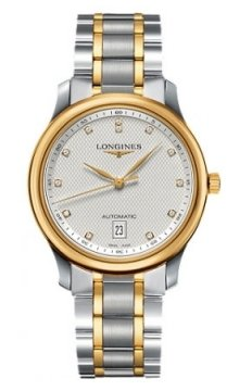 Longines Master Automatic 38.5mm Mens watch, model number - L2.628.5.77.7, discount price of £1,861.00 from The Watch Source