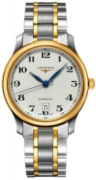 Longines Master Automatic 38.5mm Mens watch, model number - L2.628.5.78.7, discount price of £1,710.00 from The Watch Source