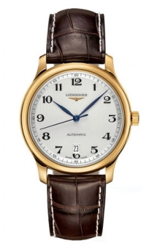 Longines Master Automatic 38.5mm Mens watch, model number - L2.628.6.78.3, discount price of £3,015.00 from The Watch Source
