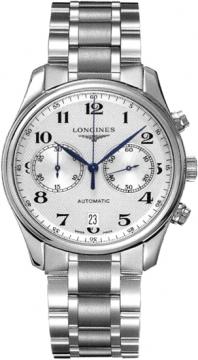 Longines Master Automatic Chronograph 40mm L2.629.4.78.6 watch
