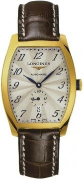 Longines Evidenza Large Mens watch, model number - L2.642.6.73.4, discount price of £3,570.00 from The Watch Source