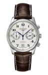 Longines Master Automatic Chronograph 38.5mm L2.669.4.78.3 watch