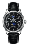 Longines Master Retrograde Seconds 44mm L2.739.4.51.7 watch