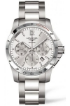 Longines Conquest Automatic Chronograph 41mm L2.743.4.76.6 watch