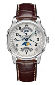 Longines The Saint-Imier 44mm Mens watch, model number - L2.764.4.73.0, discount price of £2,261.00 from The Watch Source
