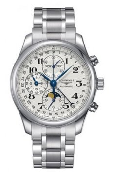 Longines Master Complications Mens watch, model number - L2.773.4.78.6, discount price of £1,989.00 from The Watch Source