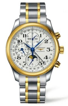 Longines Master Complications Mens watch, model number - L2.773.5.78.7, discount price of £2,625.00 from The Watch Source