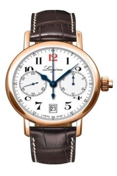 Longines Heritage Chronograph Mens watch, model number - L2.775.8.23.3, discount price of £8,925.00 from The Watch Source