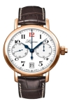 Longines Heritage Chronograph L2.775.8.23.3 watch