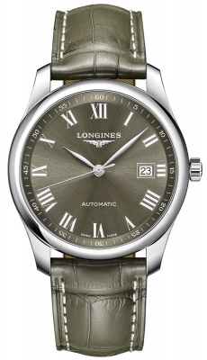 Longines Master Automatic 40mm L2.793.4.71.5 watch