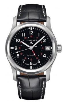 Longines Heritage Avigation Mens watch, model number - L2.831.4.53.0, discount price of £1,220.00 from The Watch Source