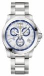 Longines Conquest Quartz Chrono 41mm L3.700.4.78.6 watch