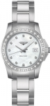 Longines Conquest Quartz Ladies 29.5mm L3.258.0.89.6 watch