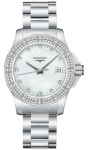 Longines Conquest Quartz 35mm L3.280.0.87.6 watch