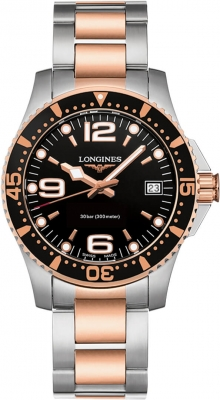 Longines HydroConquest Quartz 34mm L3.340.3.58.7 watch