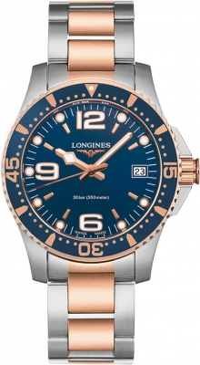 Longines HydroConquest Quartz 34mm L3.340.3.98.7 watch