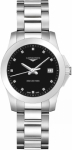 Longines Conquest Quartz 34mm L3.377.4.57.6 watch
