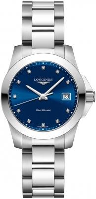 Longines Conquest Quartz 34mm L3.377.4.97.6 watch