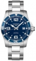 Longines HydroConquest Automatic 39mm L3.641.4.96.6 watch - special price of £711.00