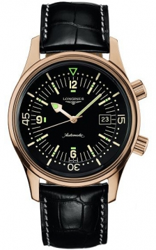 Longines Legend Diver Automatic Mens watch, model number - L3.674.8.50.0, discount price of £4,545.00 from The Watch Source