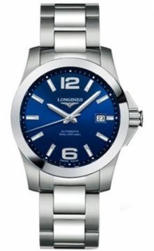 Longines Conquest Automatic 39mm L3.676.4.99.6 watch
