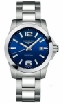 Longines Conquest Automatic 39mm L3.676.4.99.6 watch