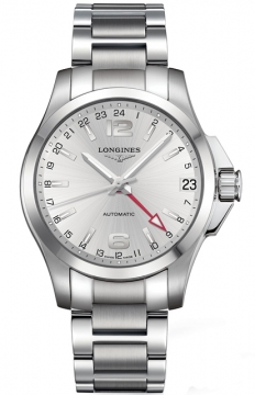 Longines Conquest Automatic 41mm Mens watch, model number - L3.687.4.76.6, discount price of £850.00 from The Watch Source