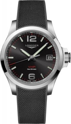 Longines Conquest V.H.P. 41mm L3.716.4.56.9 watch