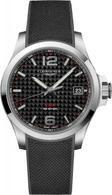 Longines Conquest V.H.P. 41mm L3.716.4.66.9 watch