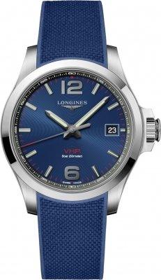 Longines Conquest V.H.P. 41mm L3.716.4.96.9 watch
