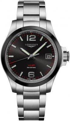 Longines Conquest V.H.P. 41mm L3.719.4.56.6 watch
