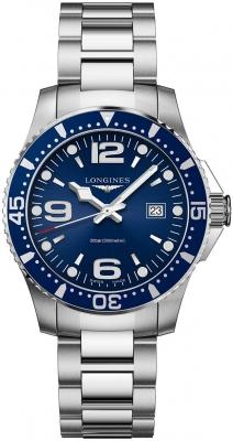 Longines HydroConquest Quartz 39mm L3.730.4.96.6 watch
