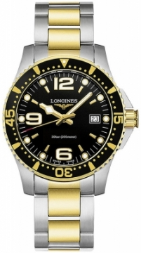 Longines HydroConquest Quartz 41mm L3.740.3.56.7 watch