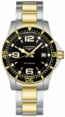 Longines HydroConquest Quartz 41mm L3.740.3.56.7 watch