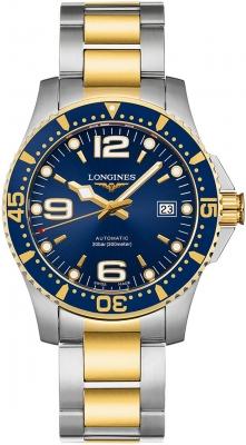 Longines HydroConquest Automatic 41mm L3.742.3.96.7 watch