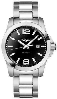 Longines Conquest Quartz 43mm L3.760.4.56.6 watch