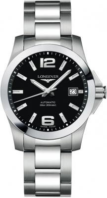 Longines Conquest Automatic 39mm L3.776.4.58.6 watch