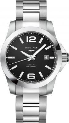 Longines Conquest Automatic 41mm L3.777.4.58.6 watch