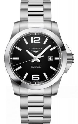 Longines Conquest Automatic 43mm L3.778.4.58.6 watch