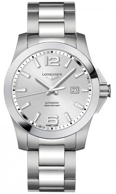 Longines Conquest Automatic 43mm L3.778.4.76.6 watch