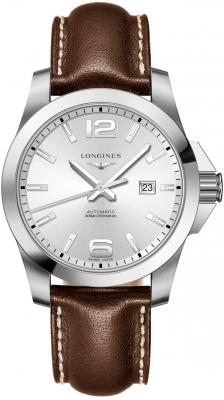 Longines Conquest Automatic 43mm L3.778.4.76.5 watch