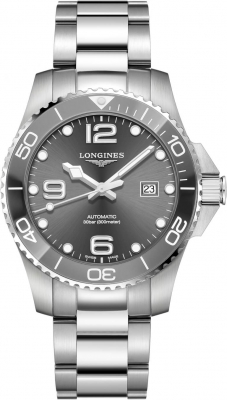 Longines HydroConquest Automatic 43mm L3.782.4.76.6 watch