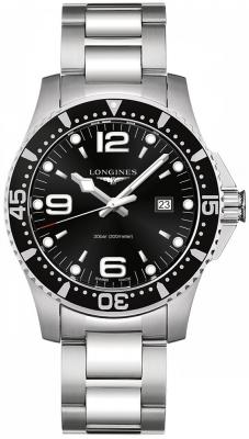 Longines HydroConquest Quartz 44mm L3.840.4.56.6 watch