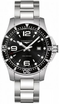Longines HydroConquest Quartz 44mm L3.840.4.56.6 watch