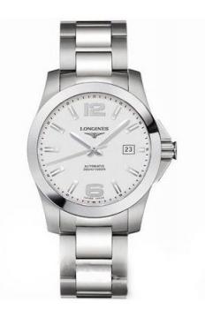 Longines Conquest Automatic 39mm L3.676.4.76.6 watch