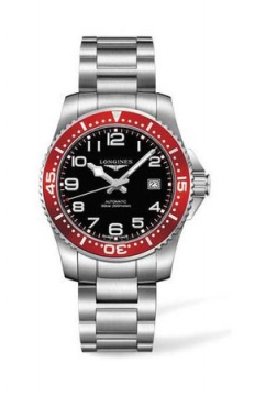 Longines HydroConquest Automatic 39mm Mens watch, model number - L3.694.4.59.6, discount price of £670.00 from The Watch Source