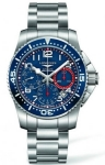 Longines HydroConquest Automatic Chronograph 41mm L3.696.4.03.6 watch